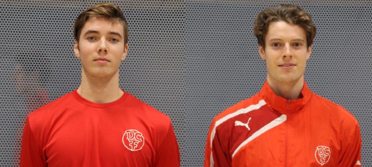 Endnu et brødrepar-Mads og Jonas Henriksen- er klar til World Cup i Malaysia