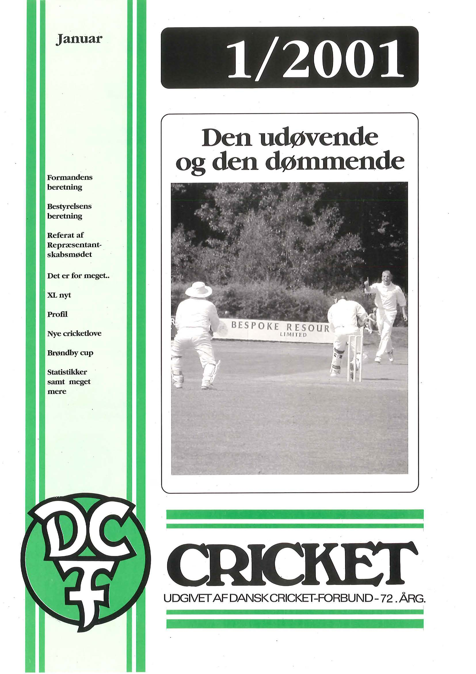 Dansk Cricket 2001-1_Side_01