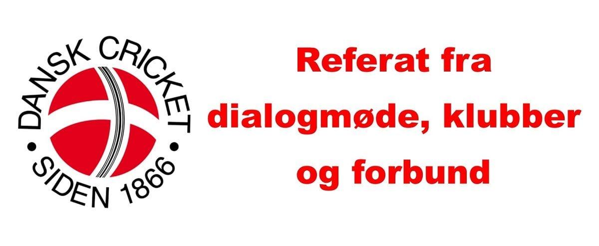 Dialogmøde - hvad blev der talt om?