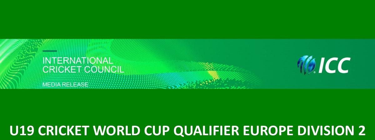 U19 CRICKET WORLD CUP QUALIFIER