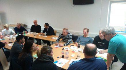 Personlig kommunikation workshop på Masterklub Forum