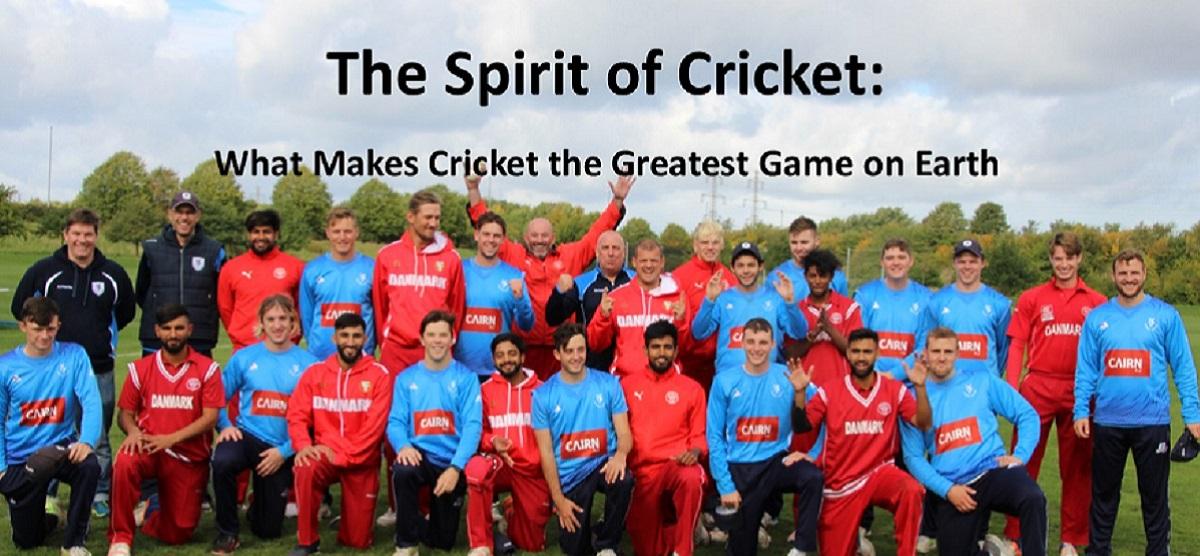 Spirit of Cricket – hvad er det?