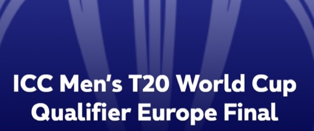 ICC T20 World Cup Europe Final
