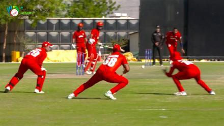 Det danske hold gav Oman en lige kamp 1