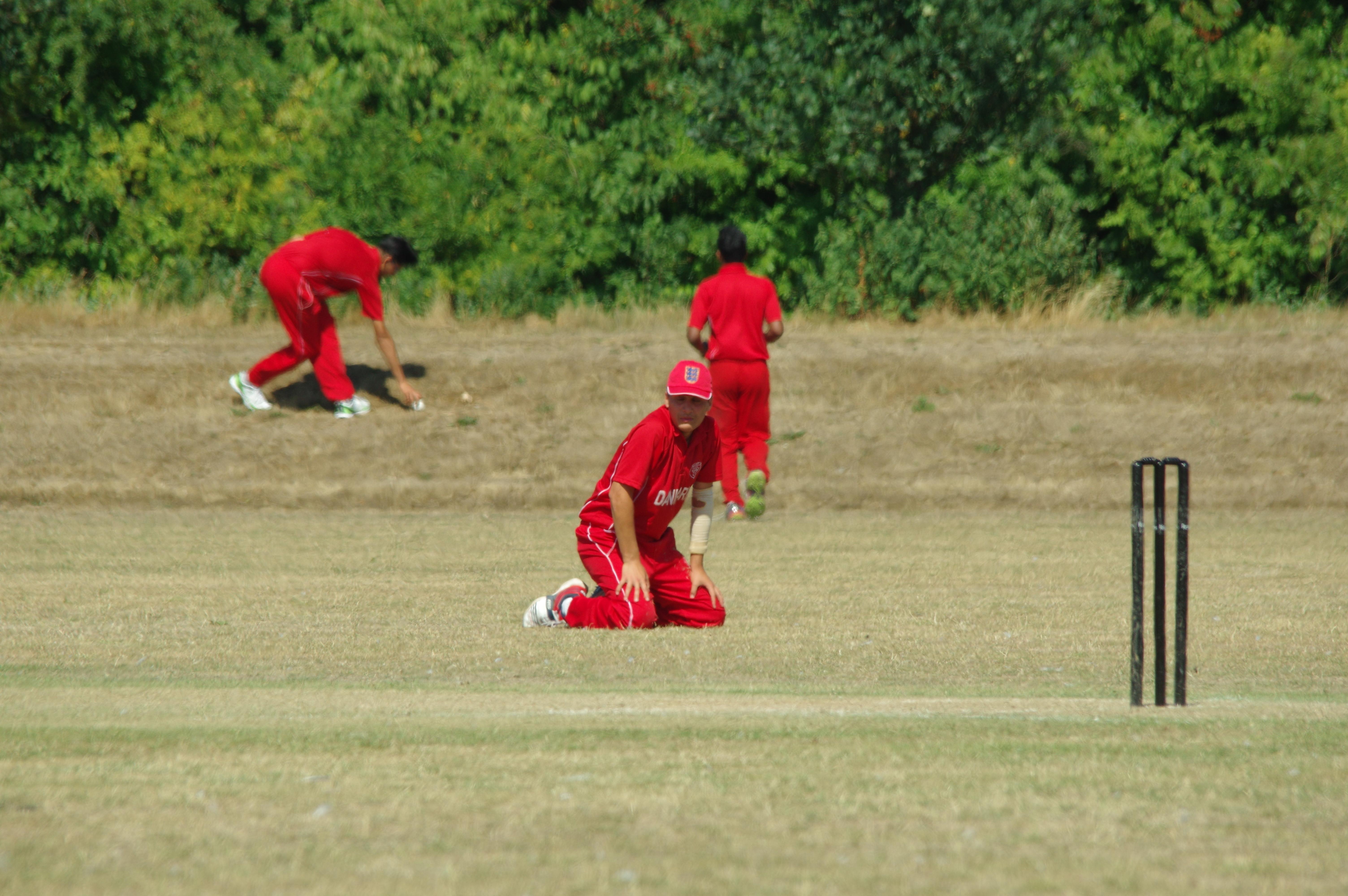 Det danske U.15.landshold rejste sig efter de lidt dårlige kampe 2