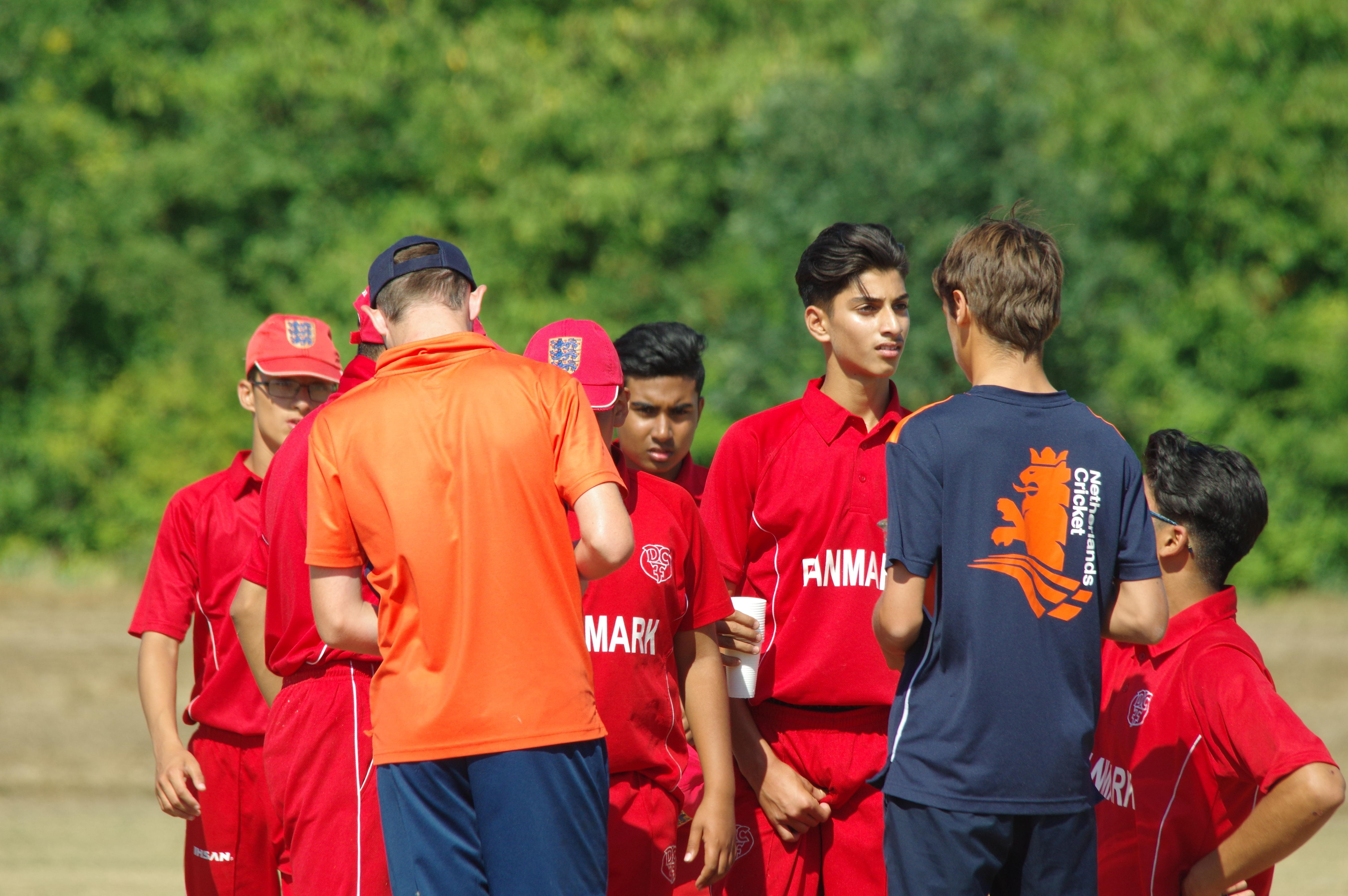 Det danske U.15.landshold rejste sig efter de lidt dårlige kampe 3
