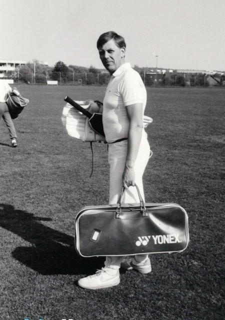 Henrik Mortens en af dansk cricket bedste spillere gennem tiderne fylder 75