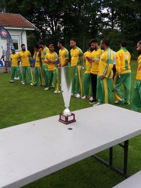 """Ishøj vandt fornemt det første officielle Danmarksmesterskab i """"Twenty20-cricket"""""""