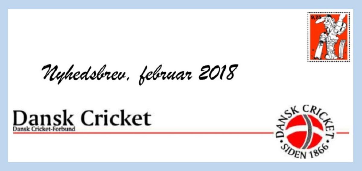 Nyt fra forbundet – februar 2018