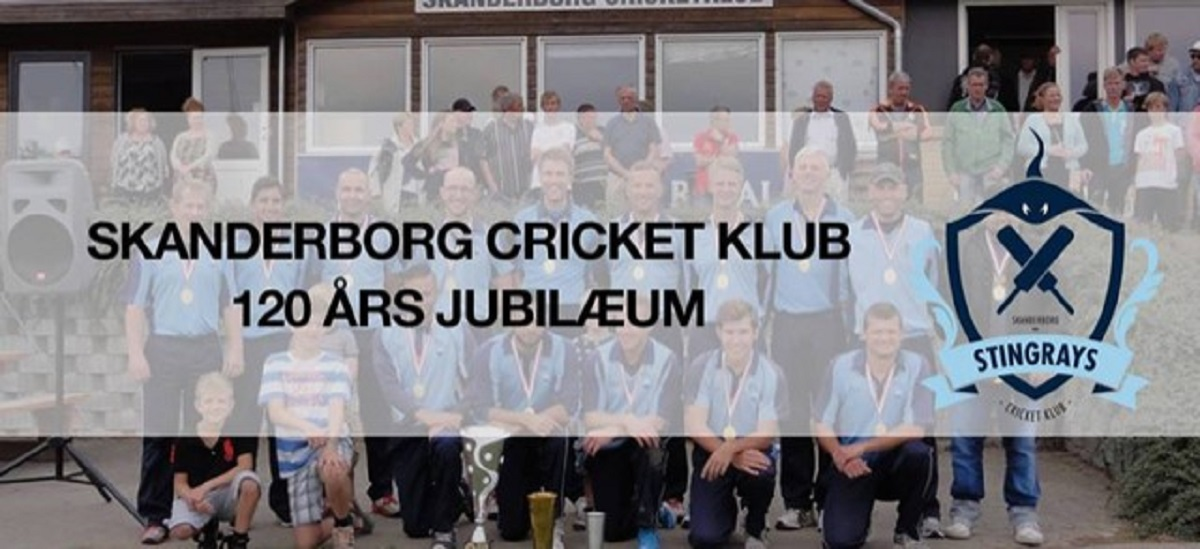Skanderborg Cricket Klub fejrer 120 års jubilæum