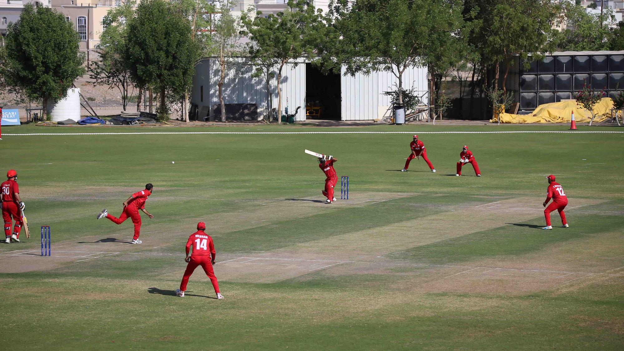 Vi gav Oman en lige kamp 1